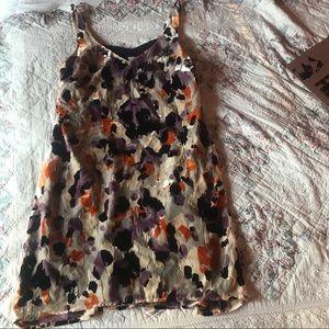 Cabi Loose Flowy Sleeveless Dress